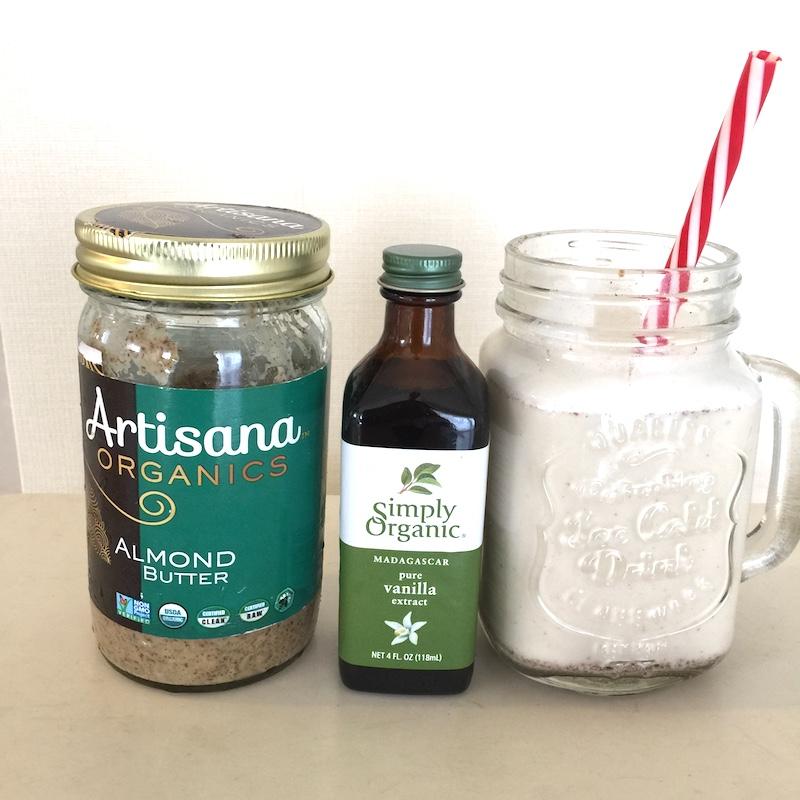 アーモンドミルク alomond milk