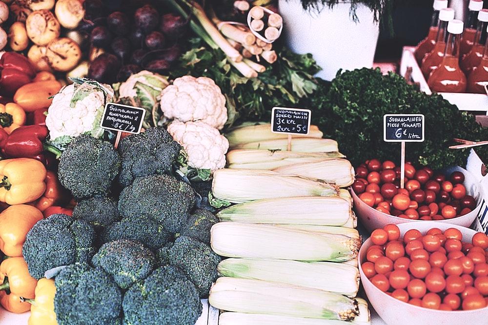 オーガニック 有機野菜