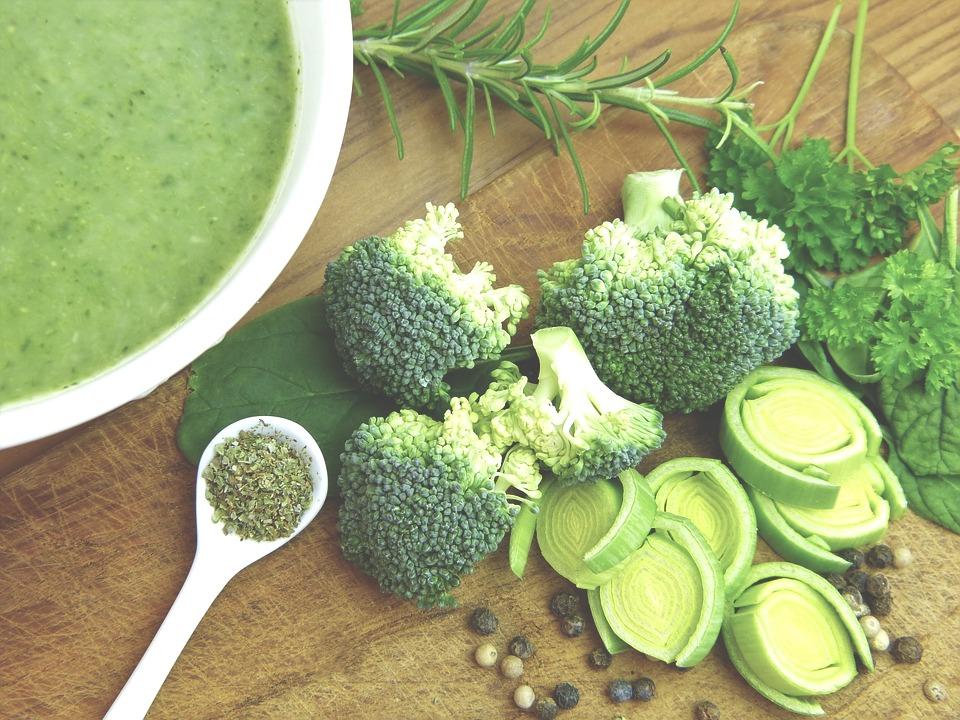 アブラナ科野菜 ブロッコリー broccoli