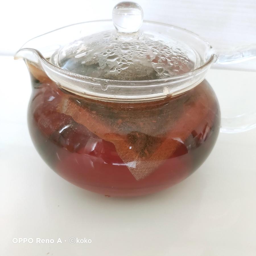 ルイボスティー 足のむくみに効くお茶 デトックス